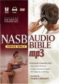 1598561200 | NASB Complete Bible Voice Only MP3 3CDs