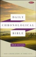 1586409417 | NKJV Daily Chronological Bible-Softcover