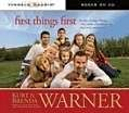 1414334079 | First Things First Audiobook