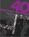 0784723001 | 40 Instant Studies: Bible Truths