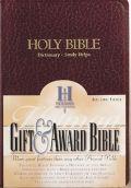 0879814632 | KJV Gift & Award Bible