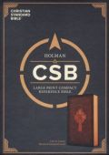 1535953810 | CSB Large Print Compact Reference Bible