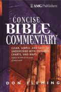 0899576729 | The Concise Bible Commentary