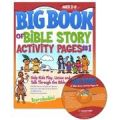 0830751025 | Big Book Of Bible Story Activity Pages V1
