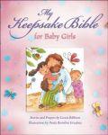 0758638841 | Book My Keepsake Bible For Baby Girls