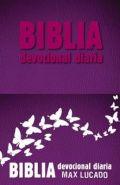1941538185 | Biblia Devocional Diaria Max Lucado RVR 1960 Rosa