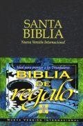 0829732373 | Biblia de Premio y Regalo NVI Piel Imitada Negra NIV Gifts & Awards Bible