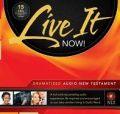 1414372256   Disc NLT2 Live It Now! New Test Dramatized Audio Bible