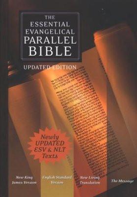 The Essential Evangelical Parallel Bible NKJV/ESV/NLT/The Message