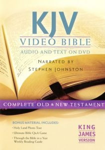 KJV Complete Bible on DVD | The Bible Source